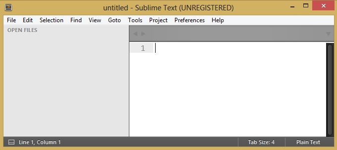 Mengenal Code Editor Sublime Text